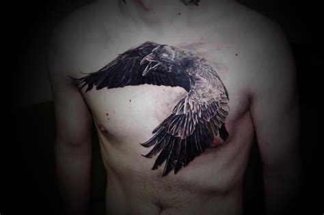 raven tattoos designs design images project 4 gallery