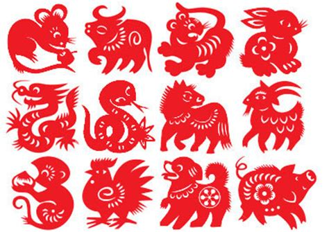 new year animal symbols western horoscope and horoscope a comparative