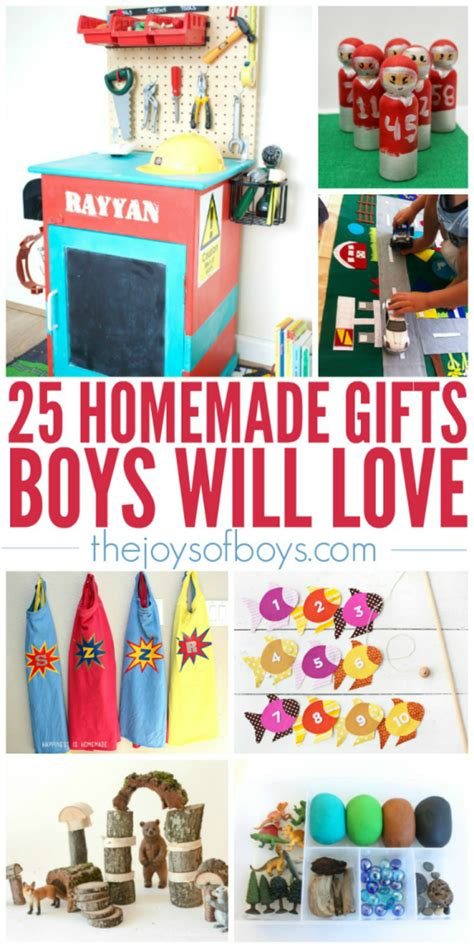 25 homemade gifts boys will love gift ideas for boys