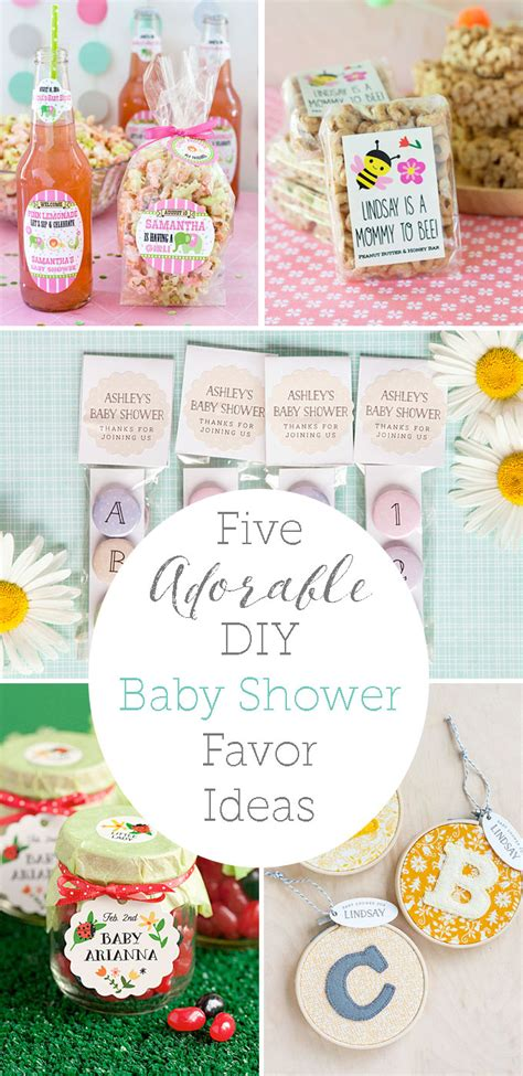 baby shower favor ideas party inspiration