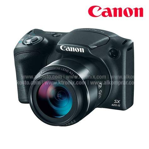 precio de camara canon c 225 mara canon compacta sx420 is quot negra alkosto tienda