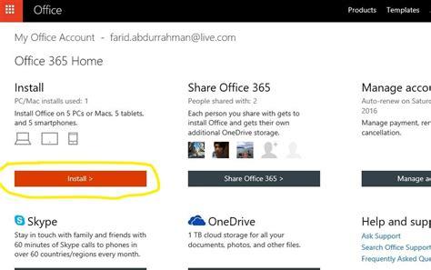 Office 365 Offline Installer Microsoft Office 365 Offline Installer Mencerdasi Hidup