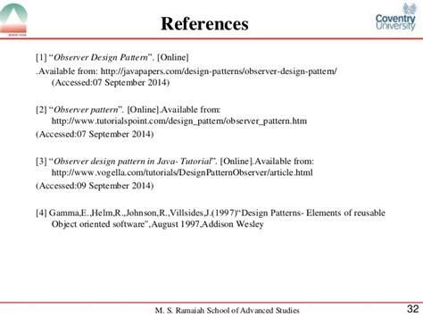 tutorialspoint observer pattern observer pattern