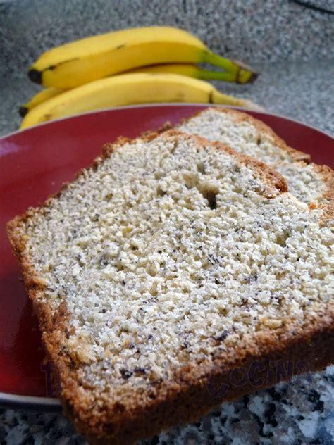 queque de pltano banana mi diario de cocina banana bread queque de pl 225 tano banana mi diario de cocina