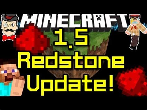 how to make a redstone capacitor minecraft news 1 5 update redstone capacitor more