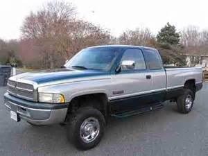 1997 Dodge 2500 Cummins Find Used 1997 Dodge 2500 12 Valve Cummins 5 9l 4x4 Clean