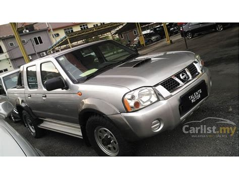 used 2012 nissan frontier s truck 10 590 00 nissan frontier 2012 gran road 2 5 in selangor manual pickup truck silver for rm 40 688