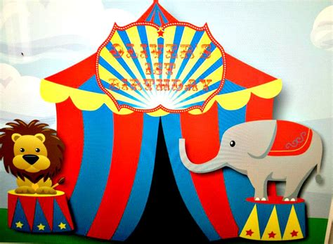 circus theme decor circus theme printables