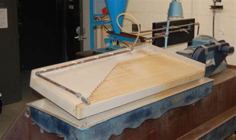 gravity table separator for wet gravity table sepor