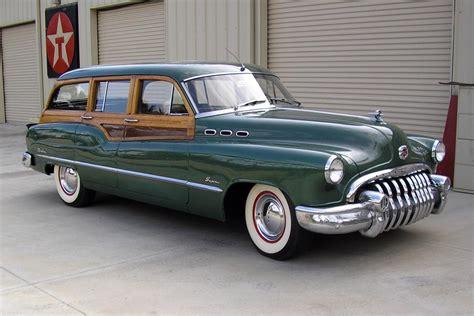50s buick 1950 buick roadmaster woody wagon 130233