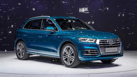 Audi Q5 Pris by 2017 Audi Q5 At The 2016 Motor Show