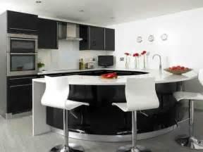 cuisine moderne en noir et blanc 35 id 233 es magnifiques