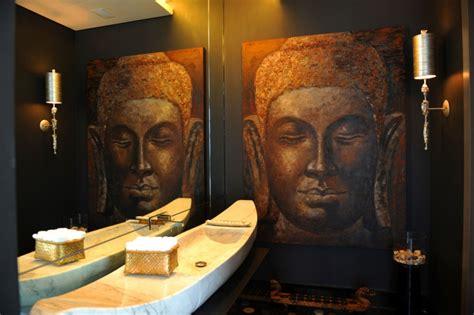 d 233 co salle de bain bouddha