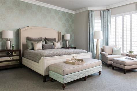 Green Accent Wall Master Bedroom Photos Hgtv