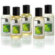 Sweet Ambrosia Aromatic Bath Kit travel sized products toiletries all nabila