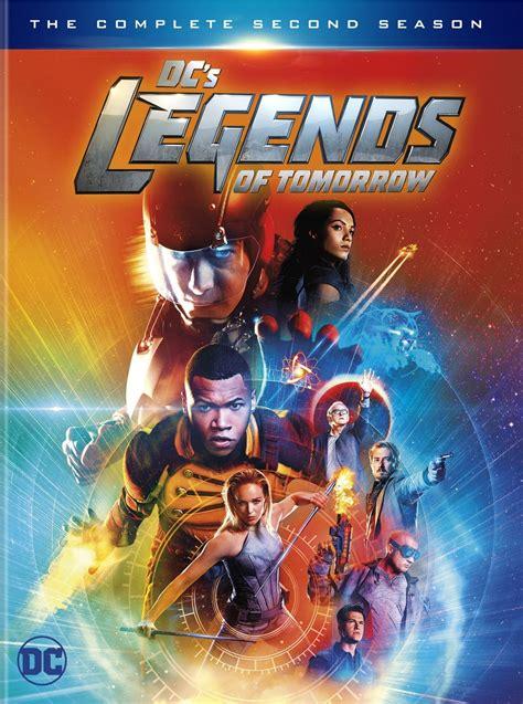 film seri legend of tomorrow legends of tomorrow dvd release date