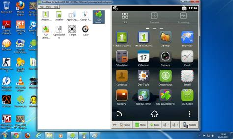 Android Emulator by Youwave Android Emulator For Windows 7 Windows
