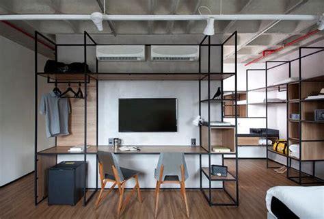 open community design concept  ibis hotel  brazil