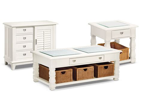 the plantation cove collection white american