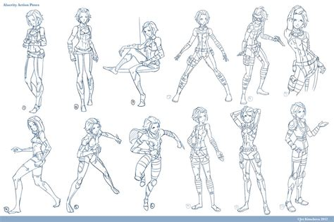 Drawing References Poses by Pose Reference Drawing Help