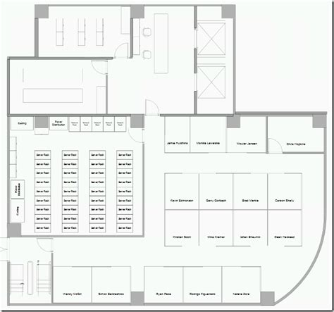 data center layout visio visio floor plan templates 2016