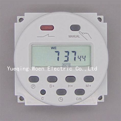 Timer Digital Programmable Listrik 220v 16a 2000 W Max buy wholesale 240v timer switch from china 240v timer switch wholesalers aliexpress