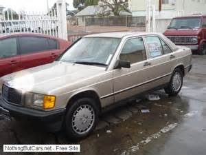Used Mercedes For Sale By Owner Used Mercedes 190 E For Sale By Owner Ca 2 000