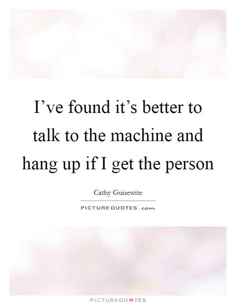 i ve talked to the future and it talked back shelly palmer i ve found it s better to talk to the machine and hang up