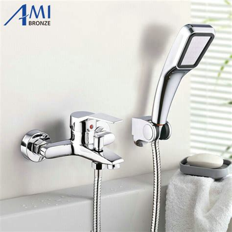 aliexpress buy wall mounted bathroom faucet bath tub