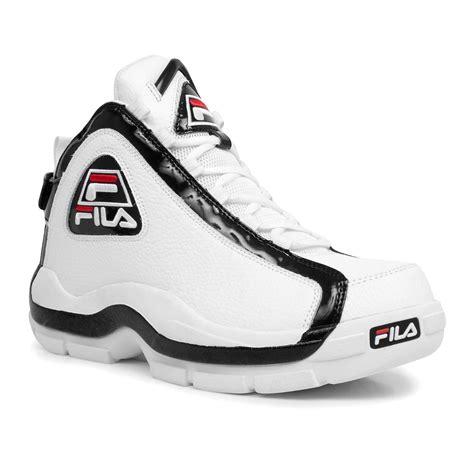 fila basketball shoes grant hill fila 96 s basketball shoes sneakers grant hill white