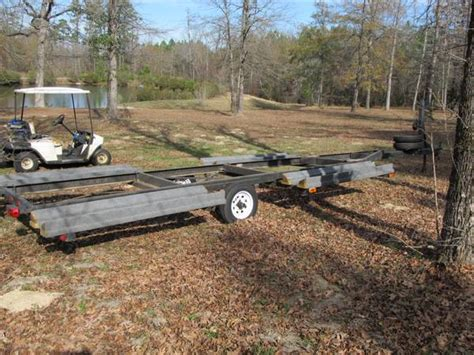 trailer for 20 foot boat 24 foot pontoon boat for sale
