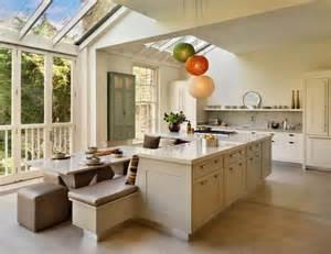 Kitchen Island Breakfast Table Furniture Photos Hgtv Splendid Dining Banquette Built
