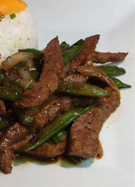 black pepper beef black pepper beef flavorite