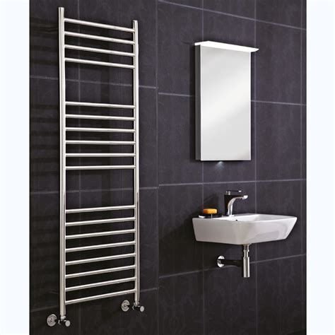 stainless steel radiators for bathrooms phoenix bathrooms athena radiators stainless steel
