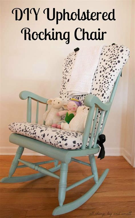 Upholstered Rocking Chairs For Nursery Best 25 Rocking Chairs Ideas On Pinterest Rocking Chair Cushions Painted Rocking Chairs And