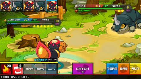 download game android micromon mod micromon review toucharcade