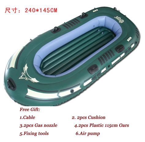 portable folding boat price fishing rubber boats portable folding inflatable boat 3