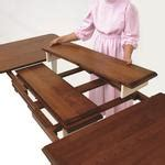 keystone collections manchester extension dining table