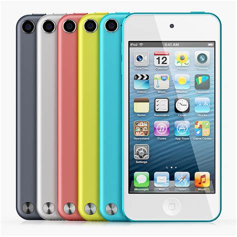 ipod 5 colors neiltortorella
