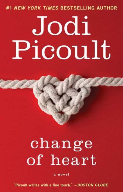 libro the heart of change change of heart by jodi picoult nook book ebook barnes noble 174