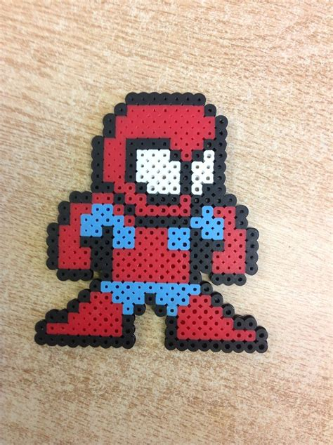 spiderman bead pattern spiderman p 228 rlplatta diy for my home pinterest