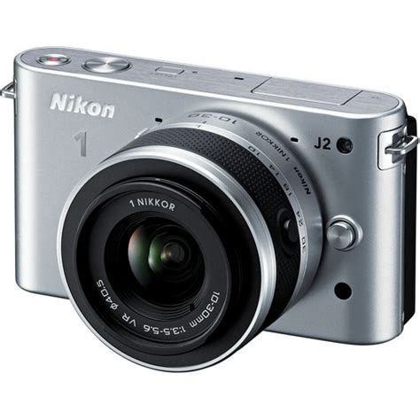 nikon 1 j2 mirrorless digital with 10 30mm vr zoom 27574