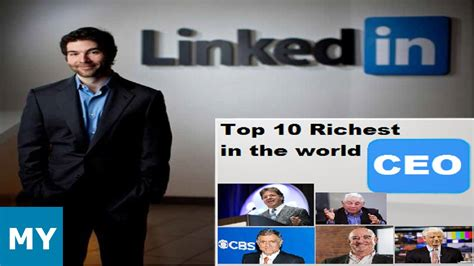 top 10 richest ceo s in the world 2016