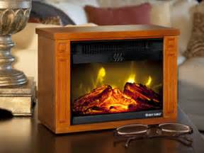 heat surge amish crafted electric fireless fireplace
