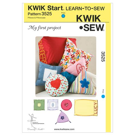 products archive make sewing patterns my first project pillows and pillowcase no size pattern