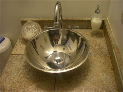 Diy Bowl Sink how to make a rental sink cover with diy vessel bowl