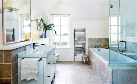 large bathroom how to design a large bathroom real homes