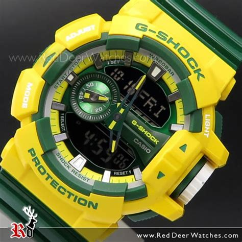 Limited Casio G Shock Analog Digital Ga 400 1b Original buy casio g shock 200m analog digital limited sport ga 400cs 9a ga400cs buy watches