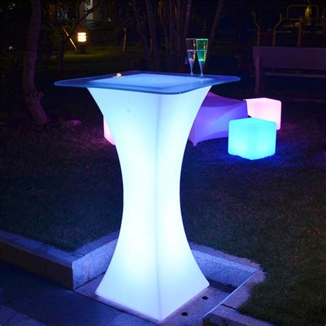 led bar counter led coffee table led led table for bar led furniture led garden led illuminated tables power lights co ltd part 2
