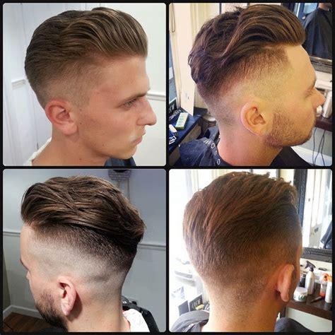 model gaya rambut undercut  pria terbaik